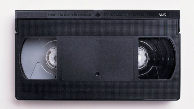 VHS Tape to be converted to digital
